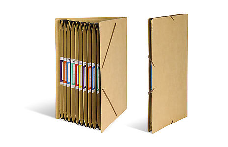 ACCORDION FOLDER